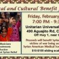 Benefit Concert for Syria